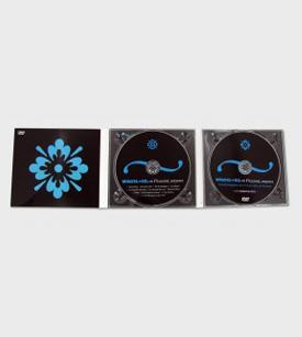 Digipack CD tres cuerpos, dos bandejas sin libreto