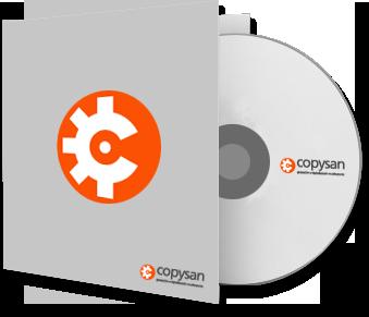 packaging copysan