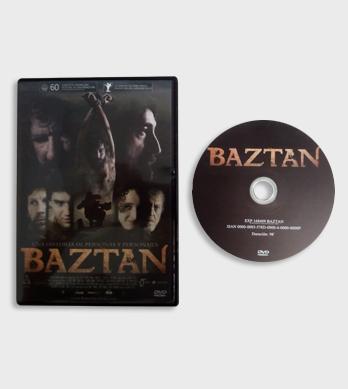 Caja DVD standard negra detalle portada