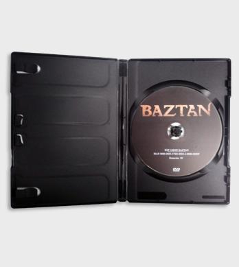 Caja DVD standard negra