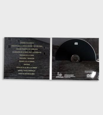 Digifile con ranura para CD