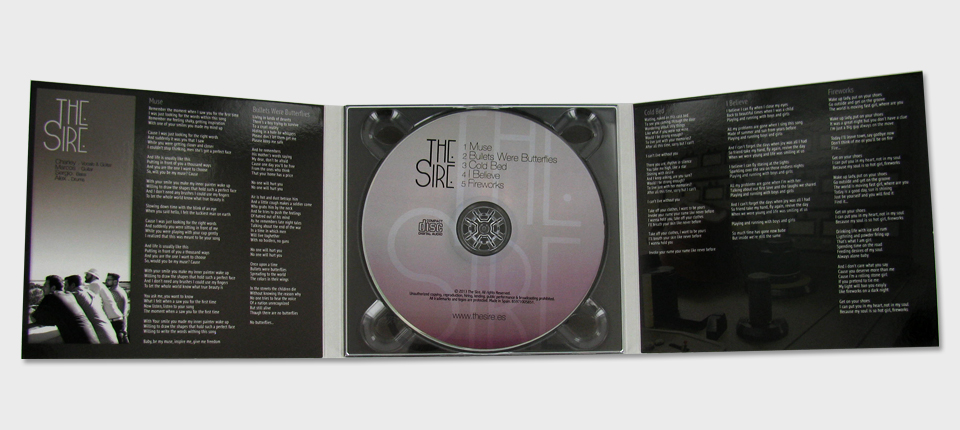 The Sire Digipack de 3 cuerpos