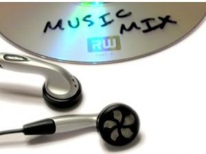 El master de un CD de música, <br>el comienzo de la duplicación del CD
