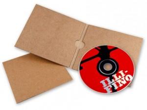 ¿Se puede vender música ecológica? Impresión de CD sostenible