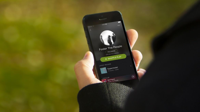 Copysan_acabara Spotify con la impresion de CDs