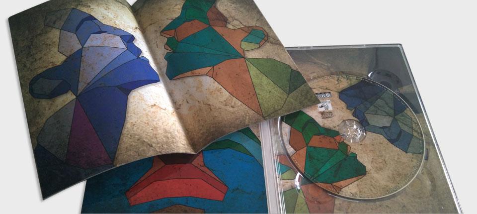 Rhevent Simetria - Digipack DVD