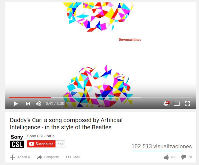 ¿Música hecha por inteligencia artificial? Ya es posible