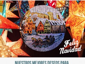 Navidad 2016 – Nuestros mejores deseos para el 2017