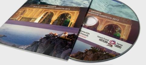 Funda Cartón - Granada Turismo