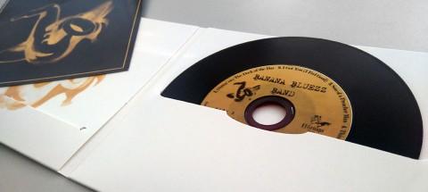 Digifile con libreto CD Vinilo -Banana Bluezz Band