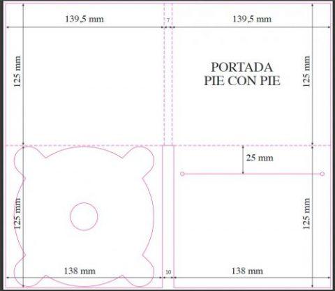 Copysan -Plantillas CD, plantillas DVD