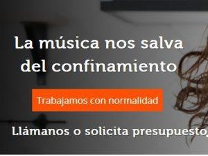 La música no para, Copysan tampoco