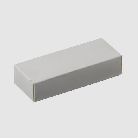Caja USB de carton blanca