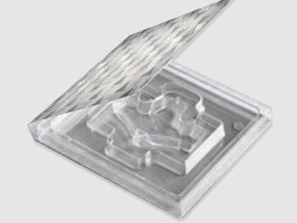 Digipack USB bandeja de plástico